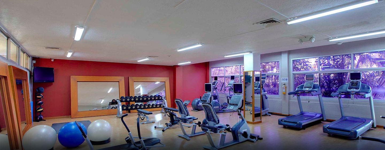 Hilton Cartagena Hotel, Kolumbien – Fitnessstudio