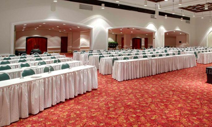 Hilton Cartagena Hotel, Kolumbien - Meetingraum