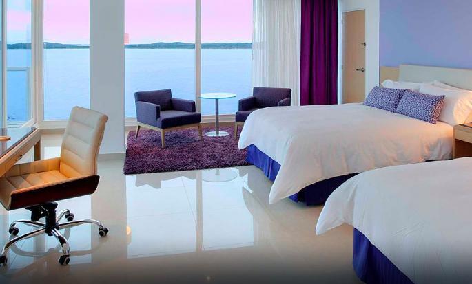 Hilton Cartagena Hotel, Kolumbien – Doppelzimmer
