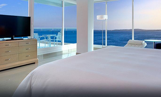 Hilton Cartagena Hotel, Kolumbien – Eck-Suite