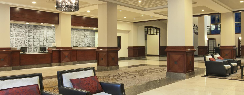 Capital Hilton - Hotel-Lobby