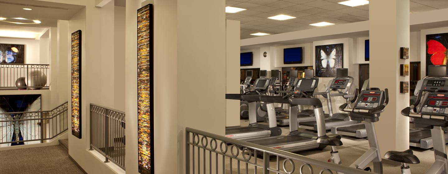 Capital Hilton - MINT Fitness Club