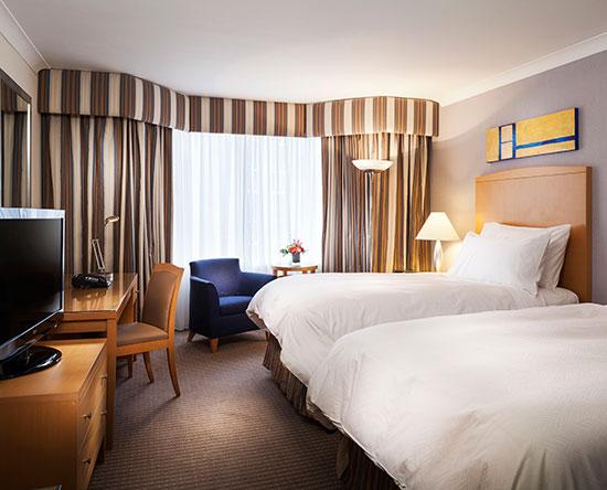 Conrad Dublin hotel, Irland - Superior Zweibettzimmer