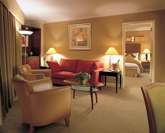 Conrad Dublin hotel, Irland - Conrad Suite mit einem Schlafzimmer