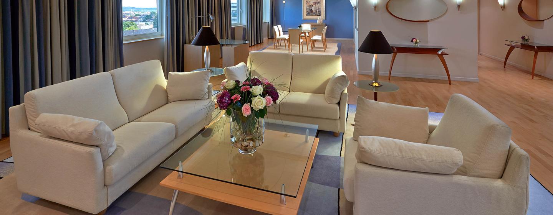 Hilton Düsseldorf, Deutschland – Presidential Suite