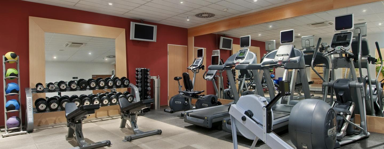 Genießen Sie Ihren Workout im Fitness Center