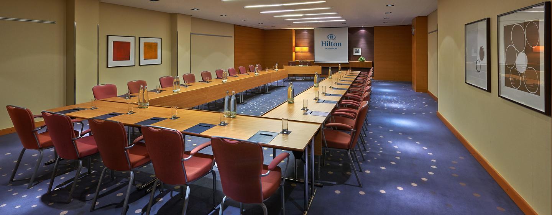 Ihr Meeting wird durch die moderne Ausstattung des Meetingraum unterstützt