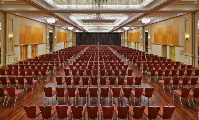 Hilton Düsseldorf, Deutschland – Konferenzraum