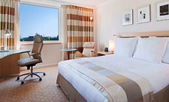 Hilton Düsseldorf, Deutschland – Gästezimmer