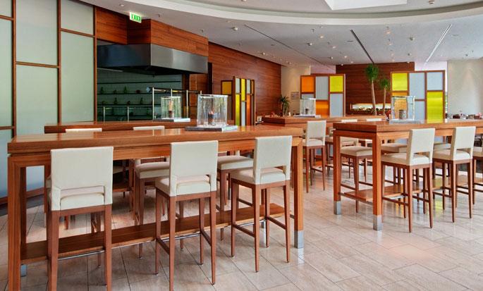 Hilton Düsseldorf, Deutschland – Bar