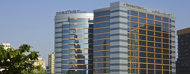 Herzlich willkommen im modernen Hotel im Stadtteil Al Barsha