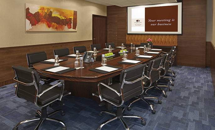 DoubleTree Dubai Al Barsha - Meeting Room