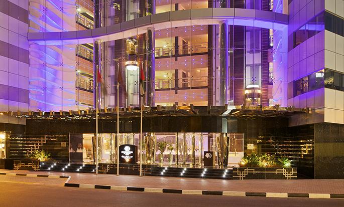 DoubleTree by Hilton Hotel and Residences Dubai - Al Barsha - Exterior