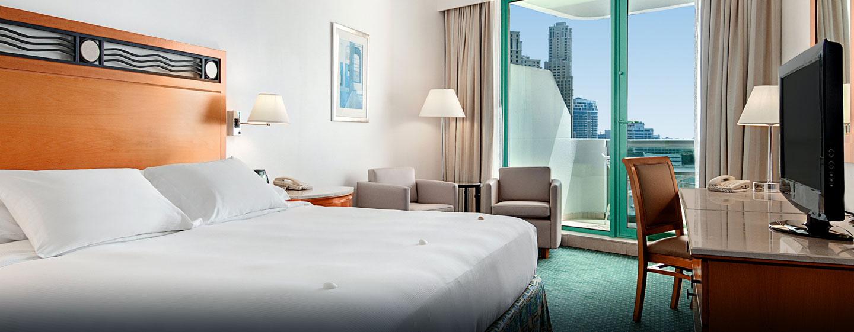 Deluxe Plus Zimmer mit King-Size-Bett