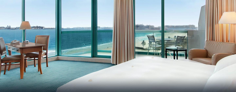 Alkoven Eck-Suite mit King-Size-Bett