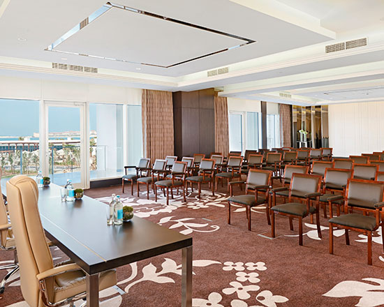 Waldorf Astoria Dubai Palm Jumeirah hotel, VAE - Große Meetings
