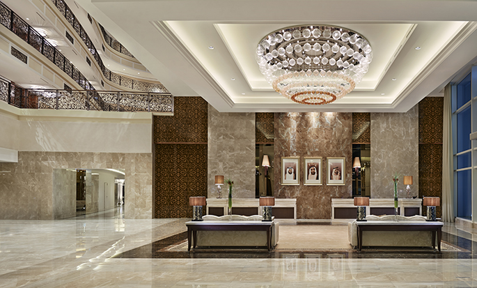 Waldorf Astoria Dubai Palm Jumeirah, VAE – Lobby
