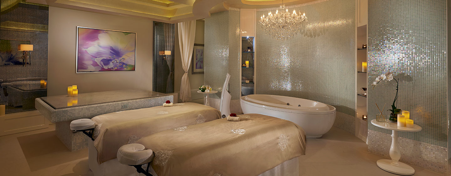 Luxus Spa Waldorf Astoria Dubai Palm Jumeirah