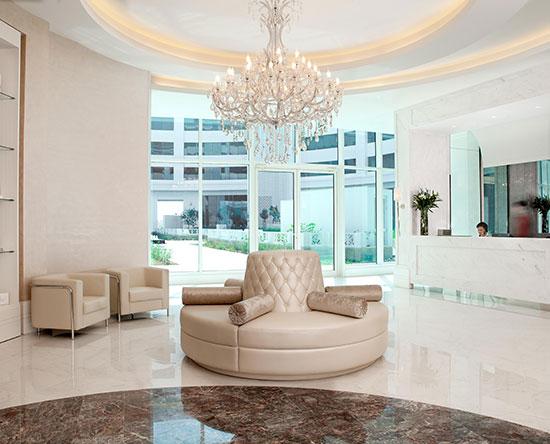 Waldorf Astoria Dubai Palm Jumeirah hotel, VAE - Entspannung und Erholung pur