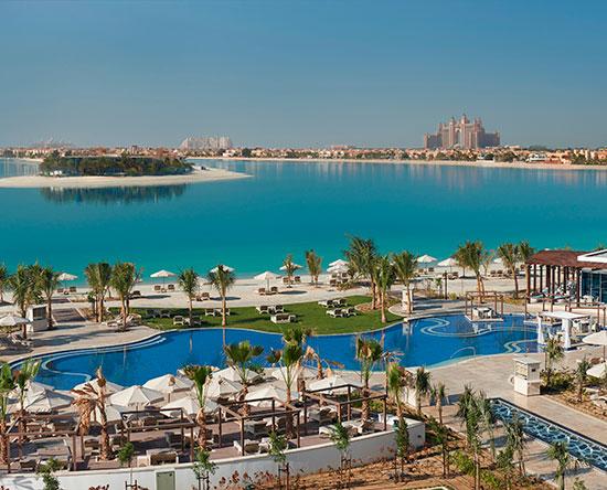 Waldorf Astoria Dubai Palm Jumeirah hotel, VAE - Freizeiteinrichtungen