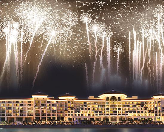 Waldorf Astoria Dubai Palm Jumeirah hotel, VAE - Idyllischer Hochzeitsort