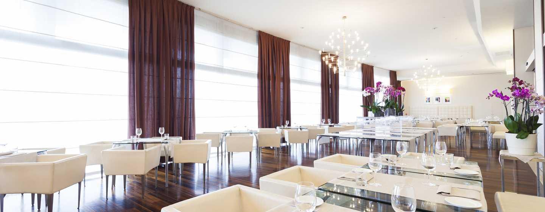 """Hilton Florence Metropole Hotel, Italien – Restaurant """"Luci Della Città"""""""