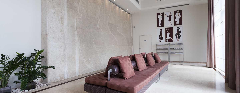 Hilton Florence Metropole Hotel, Italien– Lobby-Bereich