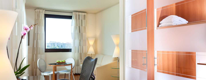 Hilton Garden Inn Florence Novoli Hotel, Italien - Wohnbereich einer Suite