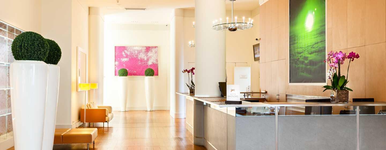Hilton Garden Inn Florence Novoli Hotel, Italien – Innenbereich des Hotels