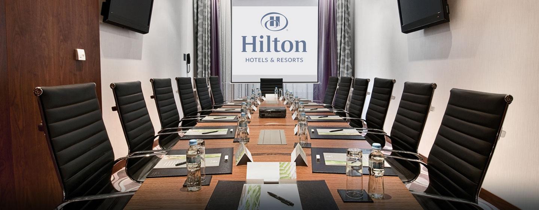 Für Ihr Meeting stehen Ihnen 6 flexible Tagungsräume im 5-Sterne Hotel zur Auswahl