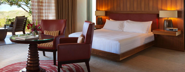Conrad Pezula Hotel, Knysna, Südafrika - Junior Deluxe Suite mit King-Size-Bett
