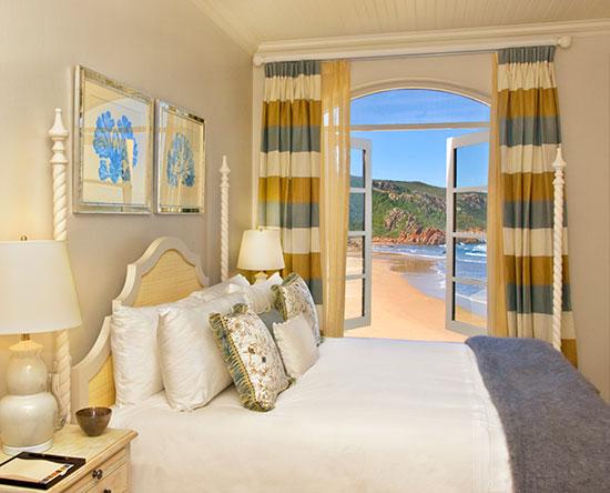 Conrad Pezula Hotel, Knysna, Südafrika - Villa am Strand mit einem Schlafzimmer