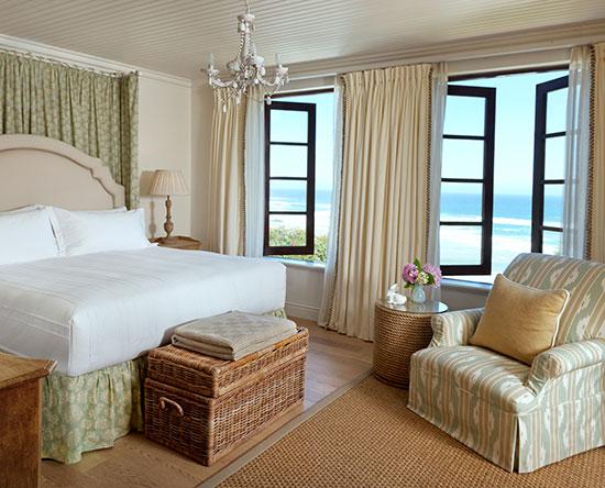 Conrad Pezula Hotel, Knysna, Südafrika - Villa an Klippe mit einem Schlafzimmer