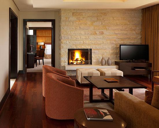 Conrad Pezula Hotel, Knysna, Südafrika - Grand Suite mit einem Schlafzimmer