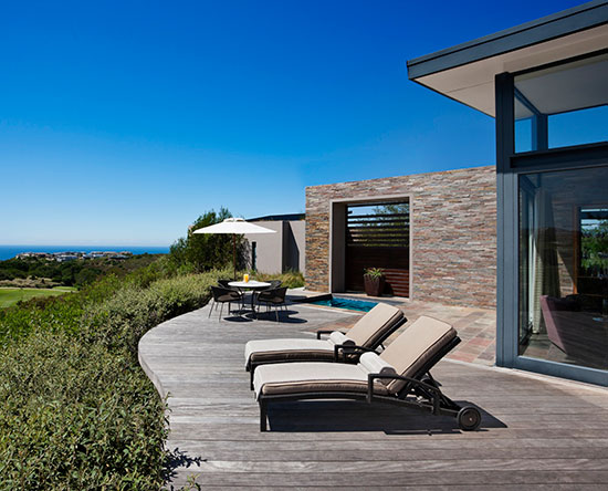 Conrad Pezula Resort and Spa, Knysna, Südafrika - Villa mit zwei Schlafzimmern und Terrasse