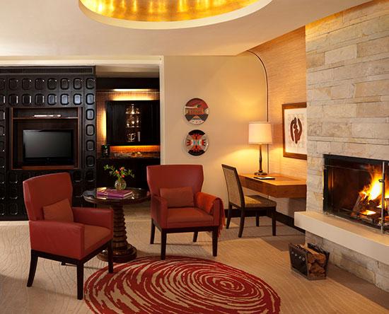 Conrad Pezula Hotel, Knysna, Südafrika - Junior Superior Suite mit zwei Einzelbetten