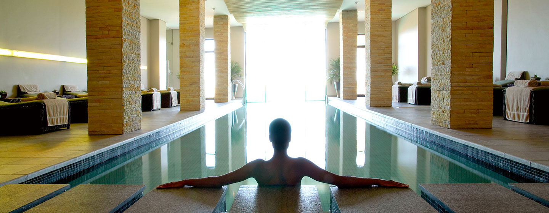 Conrad Pezula Resort and Spa, Knysna, Südafrika – Pezula Fitnessstudio und Swimmingpool