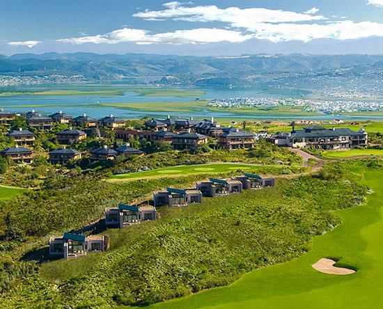 Conrad Pezula Resort and Spa, Knysna, Südafrika– Golfplatz Pezula und Field of Dreams