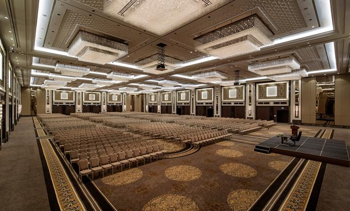 Hilton Istanbul Bomonti Hotel & Conference Center - Ballroom