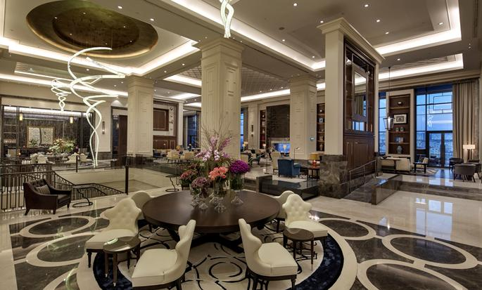 Hilton Istanbul Bomonti Hotel & Conference Center - Lobby