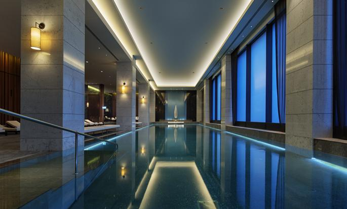 Hilton Istanbul Bomonti Hotel & Conference Center - Pool