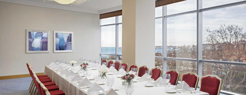 Conrad Istanbul Hotel, Türkei – Konferenzen