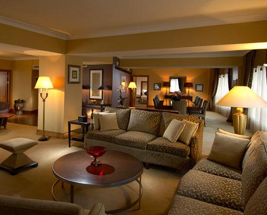 Conrad Istanbul Hotel, Türkei – Präsidenten Suite
