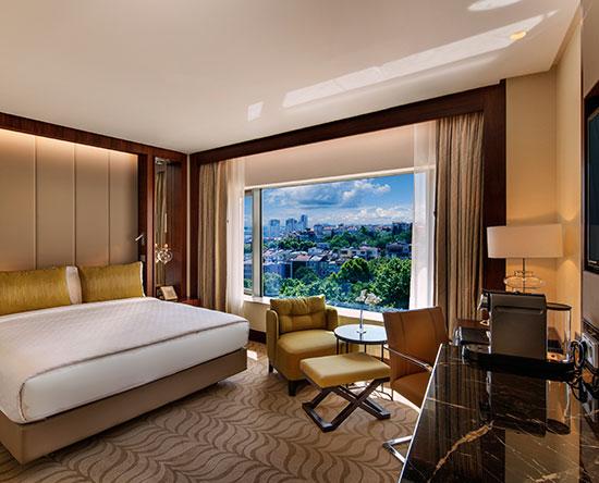 Conrad Istanbul Hotel, Türkei – barrierefreies Zimmer