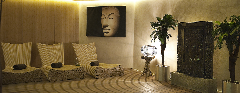 Nach einer Spabehandlung oder einem Saunagang können Sie in unserem Ruhebereich entspannen