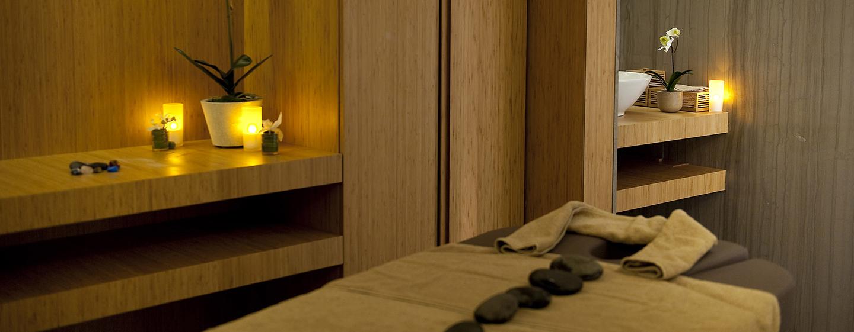 Lassen Sie sich im hoteleigenen Spa mit Massagen verwöhnen