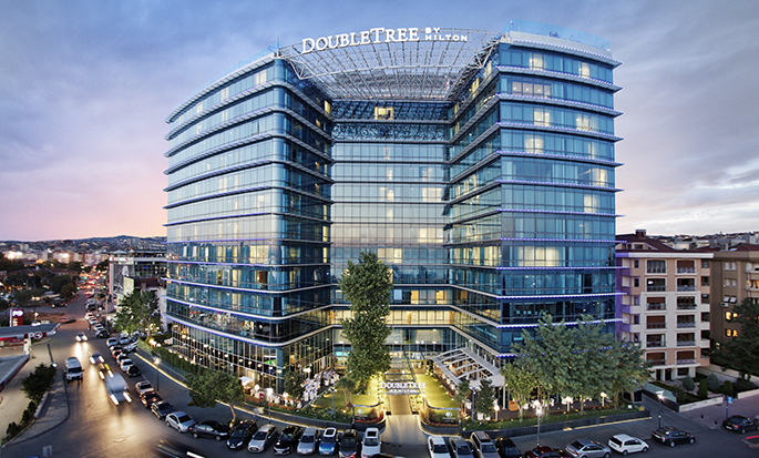 DoubleTree by Hilton Hotel Istanbul - Moda, Turkey - Hotel Exterior