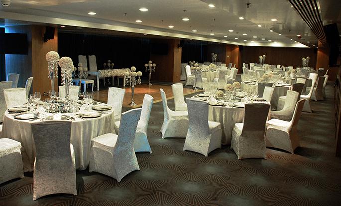 DoubleTree by Hilton Hotel Istanbul - Moda, Turkey - Ballroom Banquet