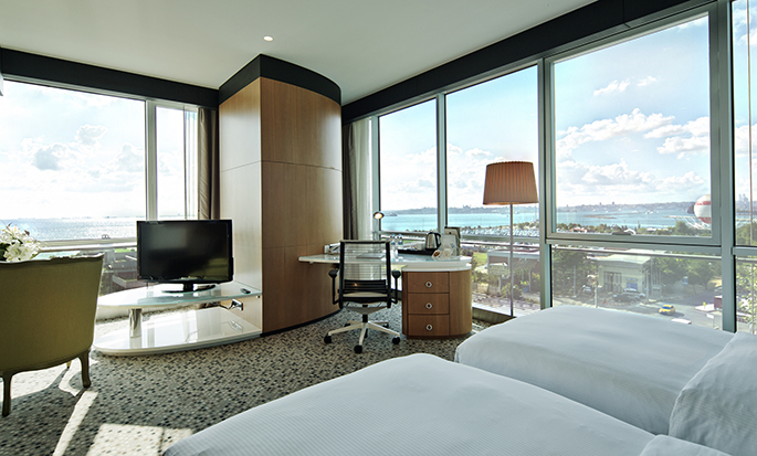 DoubleTree by Hilton Hotel Istanbul - Moda, Turkey -  Twin Suite