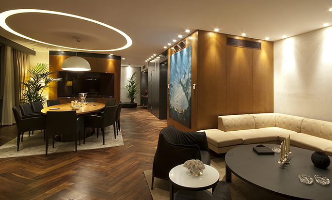 DoubleTree by Hilton Hotel Istanbul - Moda, Turkey -  Presidential Suite